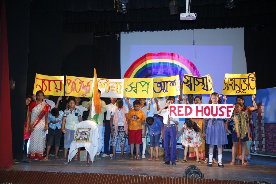 INTER HOUSE DRAMA COMPETITION 2019